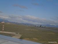 Airbus 340 Despegando