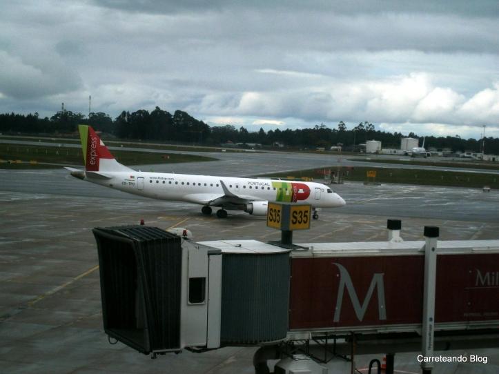 Embraer 190 TAP