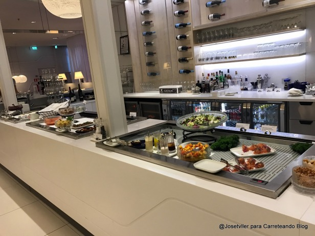 foto 3, lounge comida