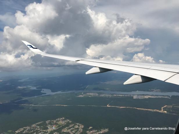 foto 30, aterrizaje