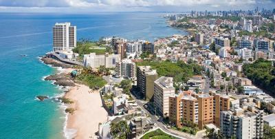 Vuelos baratos a Salvador de Bahia