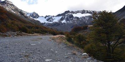 Trekking al Glaciar Martial en Ushuaia