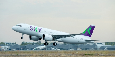 SKY Airline para Carreteando Blog