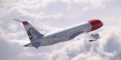 Norwegian será la primera low-cost en ofrecer wi-fi gratis en vuelos intercontinentales