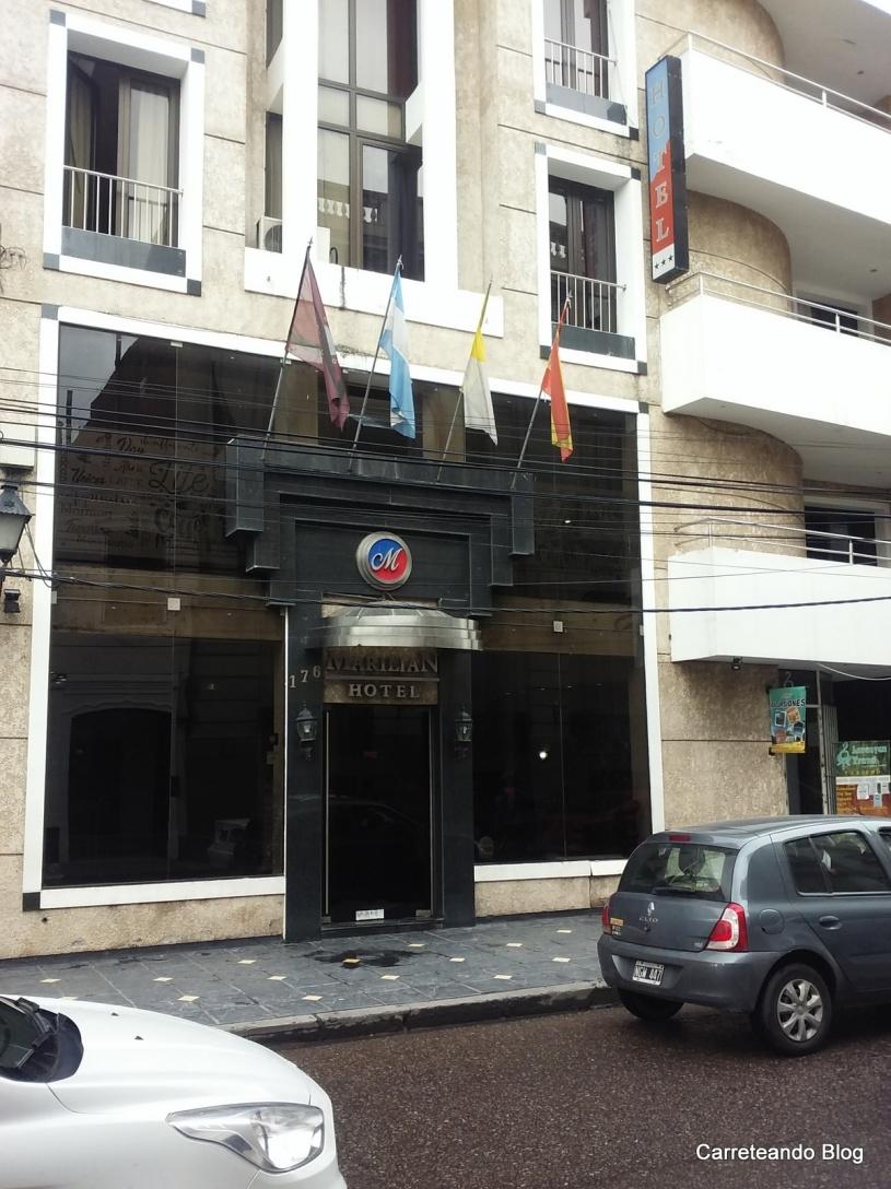 Review de hotel Marilian en Salta ¿Es bueno?