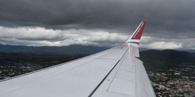 Volando a Salta en un Boeing 737 de Norwegian en 2019
